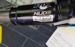 Fox Nude CTD 190/50mm remote neu