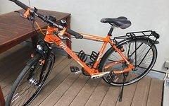 Müsing Exklusives,neues, unbenutztes Custom Trekking Bike