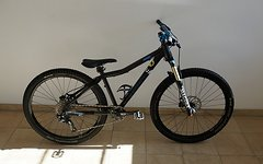 Pyro Mountainbike B.15 Hardtail mit Federgabel