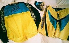 Troy Lee Designs Sprint L/S Jersey Trikot Shirt