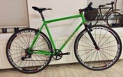 Voodoo Rada Trekking- /Gravel- /Speed- /Cross-Bike mit Flatbar