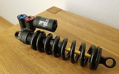 Fox  Racing Shox DHX2 222mm aus Neubike