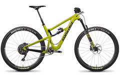 Santa Cruz Hightower LT C XE 29 GREEN GR.L DAILY OFFER