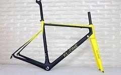 Kl-One / Klonebikes Carbon Rahmen - neu & lackiert