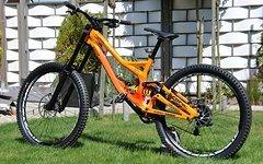 Specialized Demo 2015 (Orange) TOP ZUSTAND