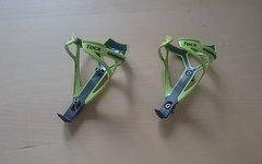 Tacx Deva Flaschenhalter - grün T6154.17
