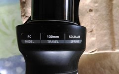 "Rock Shox Yari RC Solo Air 130mm 27,5"" 650B"