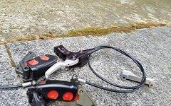 Magura Gustav M inkl adapter ta.fox 36 formula oval mt 7 xtr