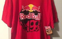 Fox Red Bull - Gr. L Travis Pastrana Tee red