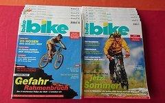 Delius Klasing Verlag Bike-Magazin 1-12 2001