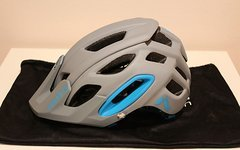 7Idp Seven Protection M2 Helm grau blau Größe M/L