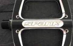 Spank SPOON FLAT PEDAL Größe : S < 39 schwarz