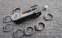 Syncros Vorbau XR 1.5 31.8 / 80mm NEU + - 8°/mit Zubehör