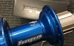 Hope Pro 4 Rear 32H Trials SS Blue NEU!