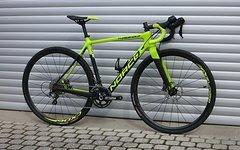 Norco Threshold Ultegra 2017 wie Neu CX Bike Cyclocross