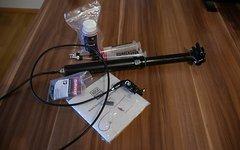 Rock Shox Reverb Stealth 125mm, Ø 31,6x380mm
