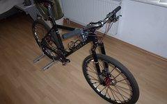 "Scott Scale Carbon Highend 26"" Bike"