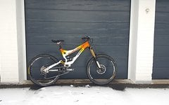 "Specialized SX Trail II 2008 ""M"""