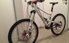Sunn Enduro / All-Mountain Bike mit Sram,rockshox,formula,KS,spank,hope
