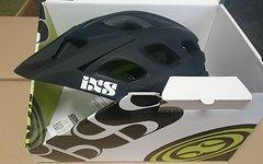IXS Trail RS Enduro Helm (schwarz) Gr. S/M, NEU