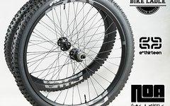 E*thirteen LG1+ 33/28 mm Laufradsatz inkl Reifen mit Noa-Bl-Evo BOOST Naben