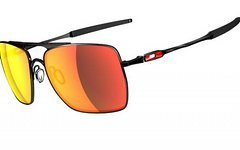 Oakley DEVIATION Polished Black/Ruby Iridium