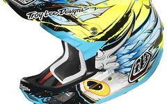 Troy Lee Designs D3 Carbon Speedwing Helm Gr. S