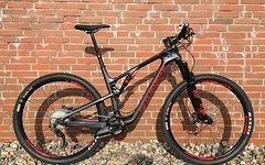 Rocky Mountain Element RSL Custom 2017, SRAM Eagle X01