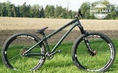 Dartmoor Two6Player Custom Dirt / Street Pumptrack-Bike Rock Shox Yari, Spank Subrosa ,Sram,MVTE