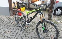 Scott Genius 740 L Custom 2015