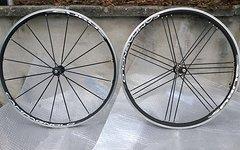 Campagnolo Eurus Laufradsatz fürs Rennrad, Top Zustand, Shimano oder Campa kompatibel