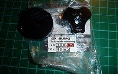 Use - Ultimate Sports Engineering Sattelhalterung für ovale Carbon Rails 7x9,7mm