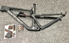 Santa Cruz Hightower LT Carbon CC Rahmenset 2018