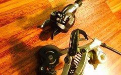 SRAM x.9 Short Cage Schaltwerk 9-fach Mit Trigger