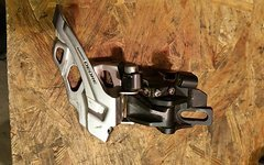 Shimano Umwerfer FD-M161  Downswing Top pull