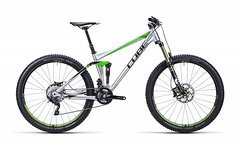 Cube Stereo 140 HPA Race 27.5 2015