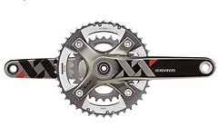 SRAM XX 10-fach Carbon GXP Kurbel 26/39 Zähne