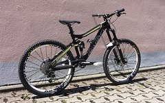 Devinci Dixon RS Carbon/Alu Hope Mavic Pike Gr S