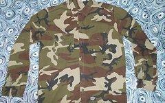 Carhartt Hemd camouflage, neuwertig, Large (eher XLarge)