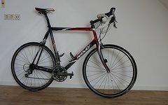 Ridley Aedon Rennrad Rahmengröße 62 für schwere große Fahrer, wenig gefahren