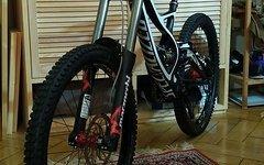 Specialized Demo 8 Carbon - Custom Gr. M