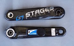 Stages Cycling SRAM GXP Powermeter