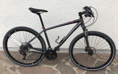 Specialized expert Black/Red NP 1.199