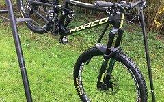 Norco Sight C 7.2 2015; Umbau inkl. gebr. Originalteile und Laufräder