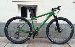 Racebike Mtb MTB hardtail 27,5 650b