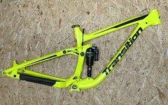 Transition Bikes 2016 PATROL Rahmenkit Größe M inkl. Rock Shox Monarch Plus RC3 Debonair Rear Shock