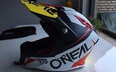 O'Neal 10Series Tenseries Flow MX Motocross DH Downhill FR  Helm Helmet TLD