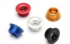 Aluminium Kurbelschraube für Shimano *diverse Farben*