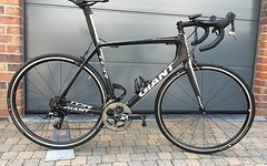 """Giant TCR Advanced SL1 ISP """"L"""" , Sram Red, Carbon, Fulcrum"""
