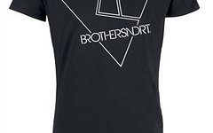 "Brothersindirt T-Shirt ""Outline"" black L *NEU*"